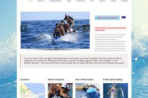Kahakai Outrigger Canoe Club Web Site